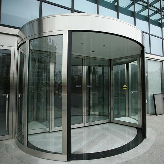 Talking about the Development Trend of China Automatic Door Industry Market